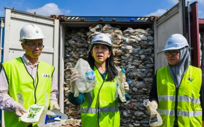 Malaysia returns plastic waste back to UK