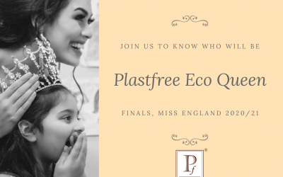 Who will be the next Plastfree Eco Queen?