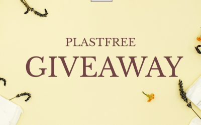 Plastfree GIVEAWAY time!