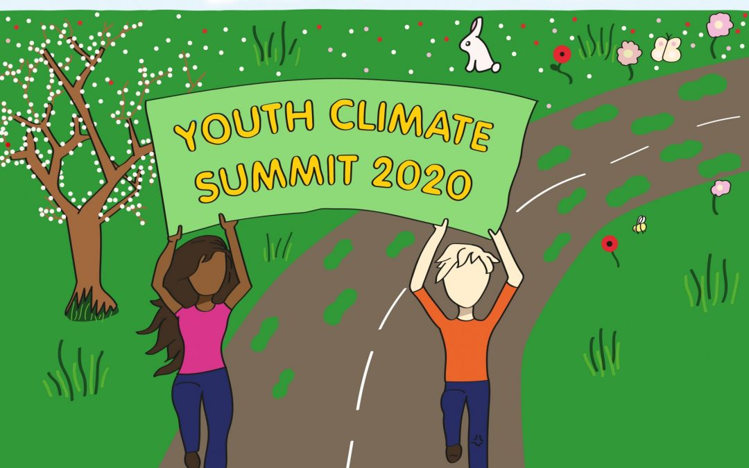 Supporting Youth Climate Summit 2020
