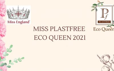 Crowning the next Miss Plastfree Eco Queen!